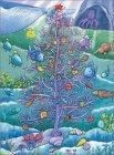 Rainbow Fish Advent Calendar