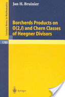 Borcherds products on 0(2,1) and Chern classes of Heegner divisors