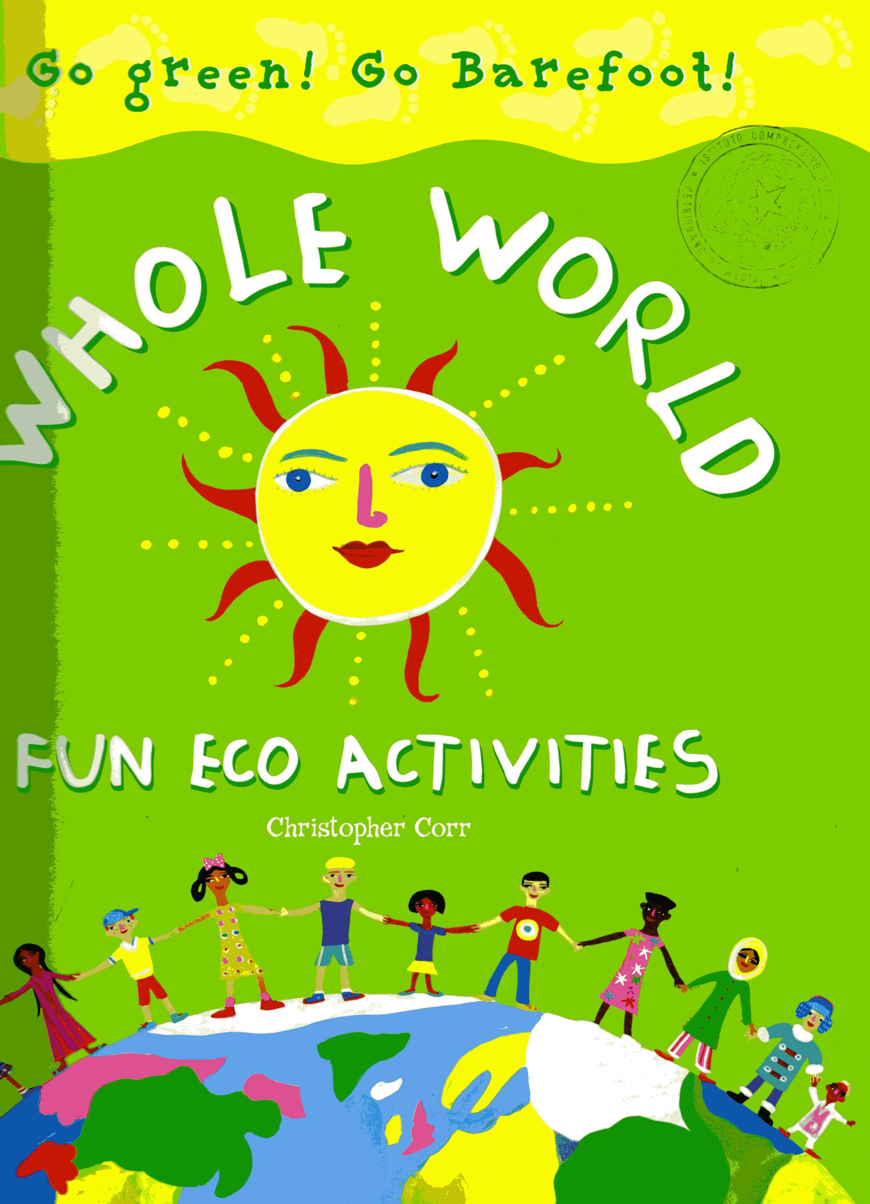 Whole World Activity Book