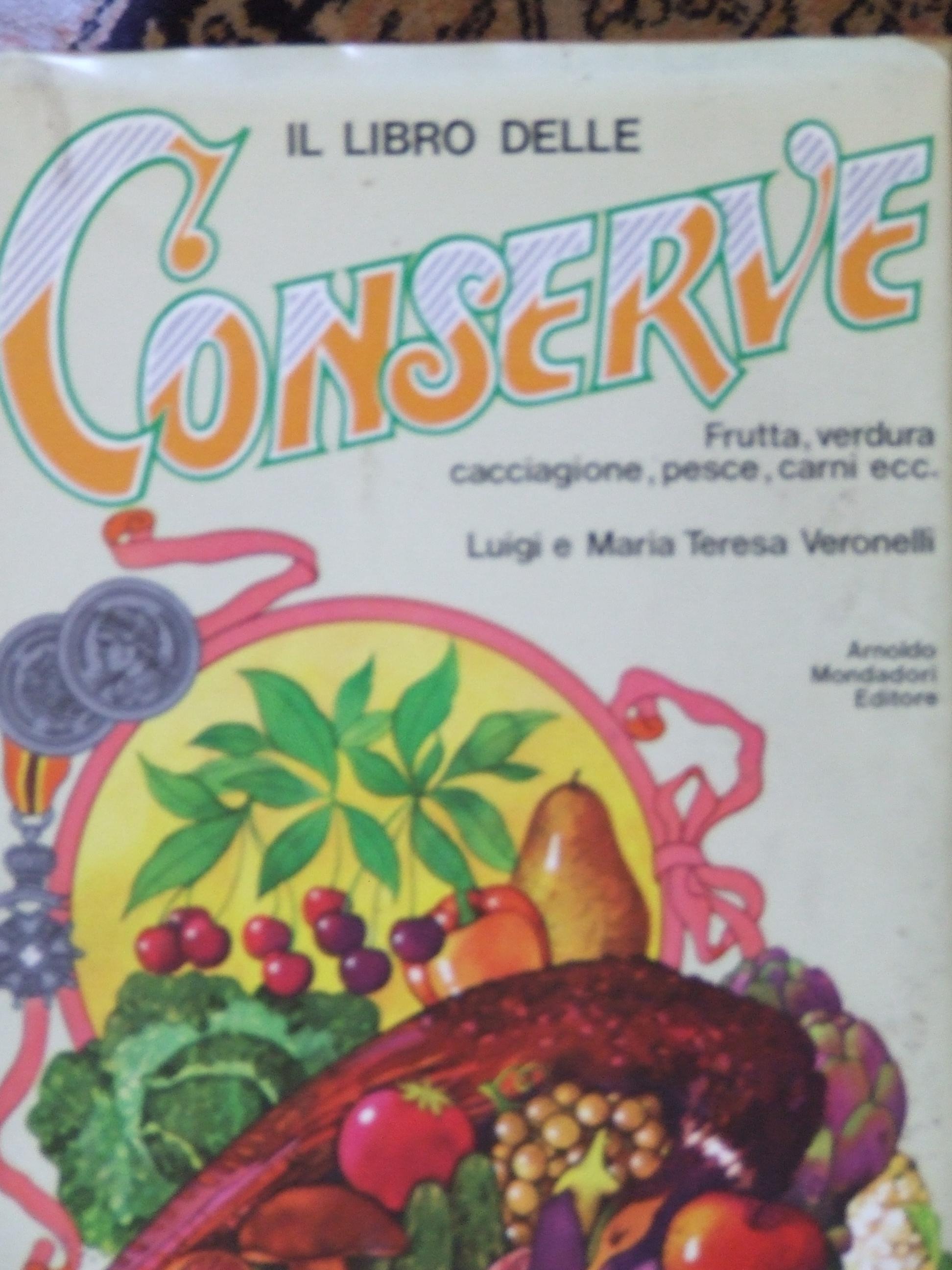 Il libro delle conserve
