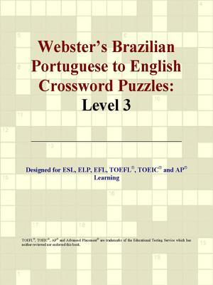 Webster's Brazilian Portuguese to English Crossword Puzzles