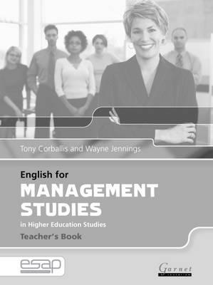 English for Management in Higher Education Studies