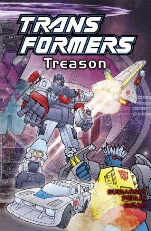 Transformers, Book 6