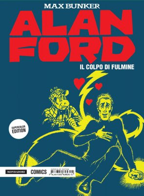 Alan Ford Supercolor Edition n. 15