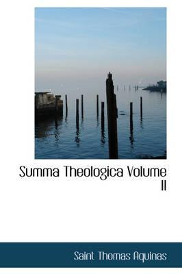 Summa Theologica Vol...