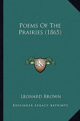 Poems of the Prairies (1865)