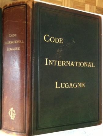 Code International Lugagne