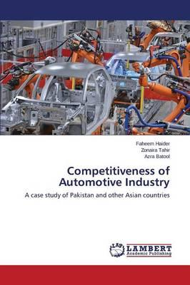 Competitiveness of Automotive Industry