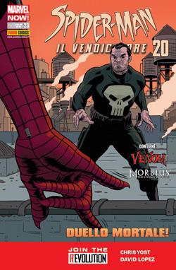 Spider-Man il vendicatore n. 20