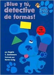 ¡Blue y tú, detective de formas!