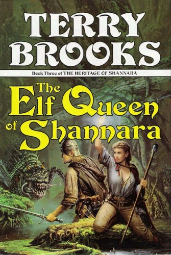 The Elf Queen of Sha...