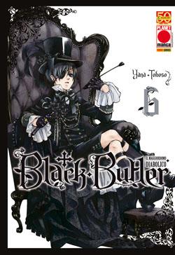 Black Butler vol. 6
