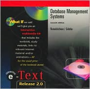 E-Text t/a Database Management Systems