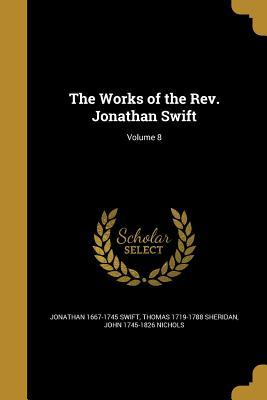 WORKS OF THE REV JONATHAN SWIF