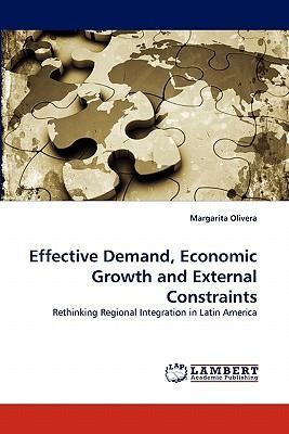 Effective Demand, Economic Growth and External Constraints