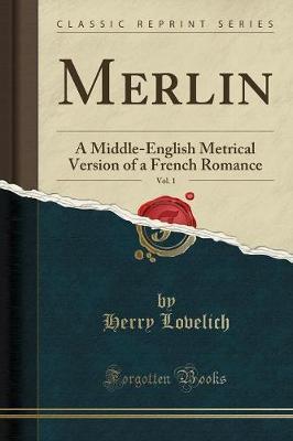 Merlin, Vol. 1