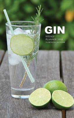 Gin Weekly Planner 2018