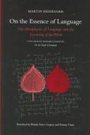 On the essence of language