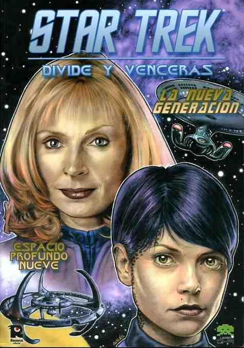 Star Trek: Divide y ...