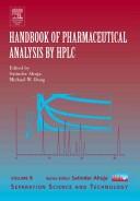 Handbook of Pharmaceutical Analysis by HPLC, Volume 6