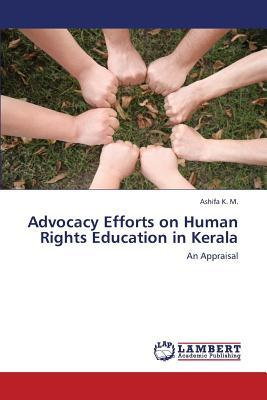 Advocacy Efforts on Human Rights Education in Kerala