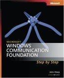 Microsoft  Windows  Communication Foundation Step by Step