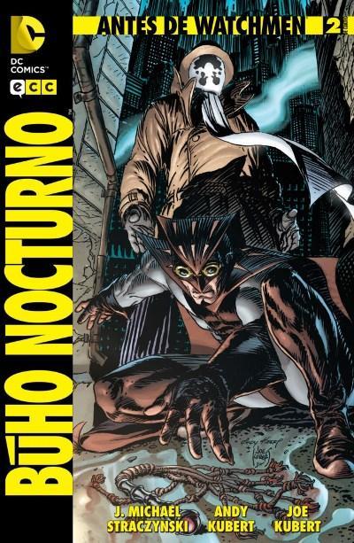 Antes de Watchmen: Búho Nocturno #2 (de 4)