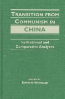 Transition from Communism in China