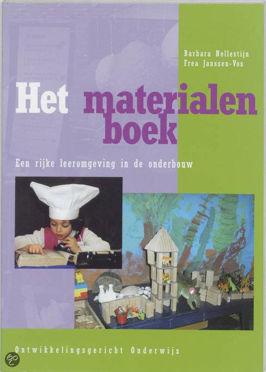 Het Materialenboek