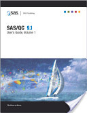 SAS/Qc 9.1 User's Guide, 3-Volume Set