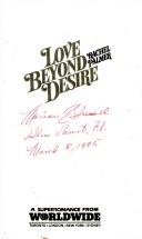 Love beyond desire