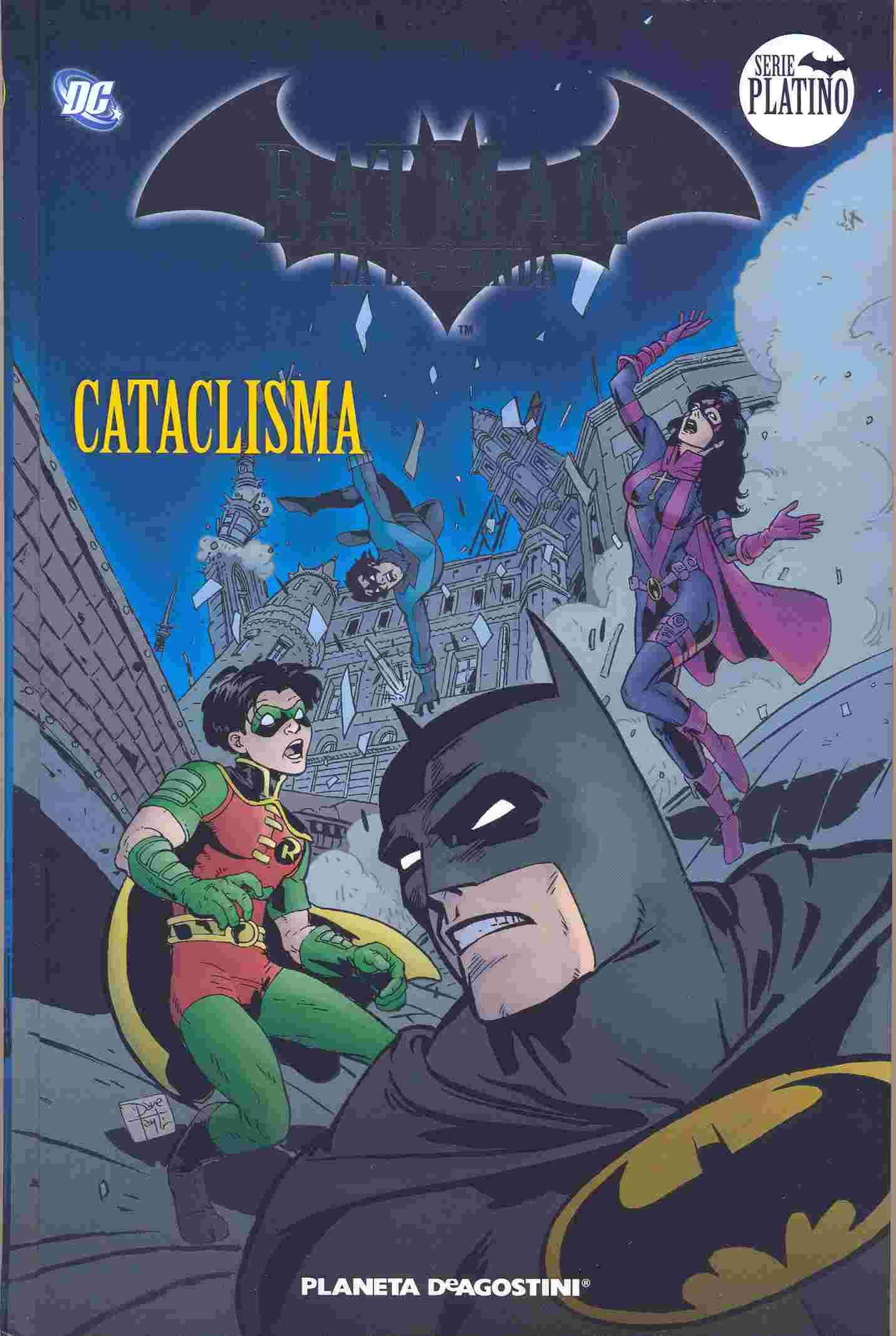 Batman la Leggenda n. 08