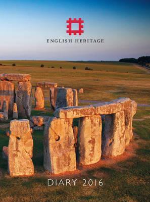 English Heritage pocket diary 2016