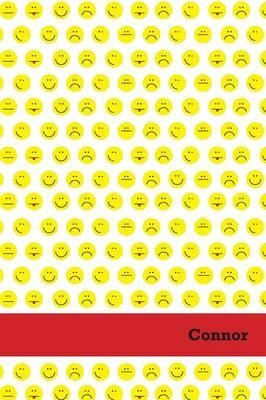 Etchbooks Connor, Emoji, College Rule