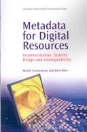 Metadata for digital...
