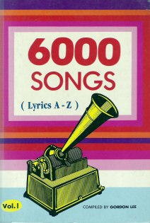 6000 Songs (Lyrics A-Z)