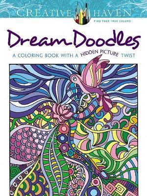 Dream Doodles Adult Coloring Book