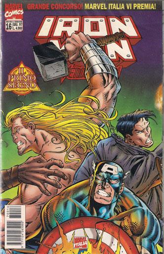 Iron Man e i Vendicatori n. 16