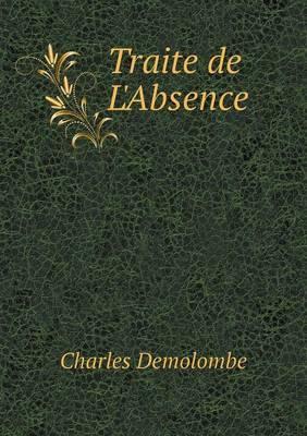 Traite de L'Absence