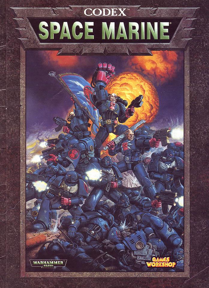 Codex™ - Space Mar...