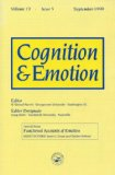 Functional Accounts of Emotion
