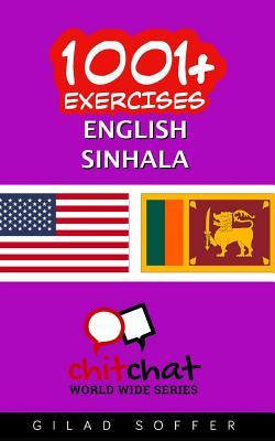 1001+ Exercises English - Sinhala