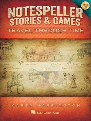 Notespeller Stories & Games Book 2