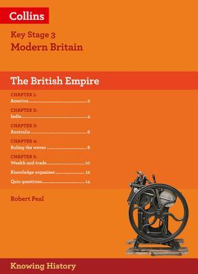 KS3 History The British Empire (Knowing History)