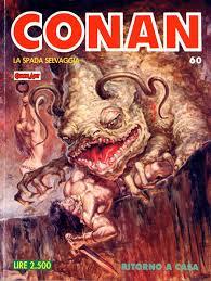 Conan la spada selvaggia n. 60
