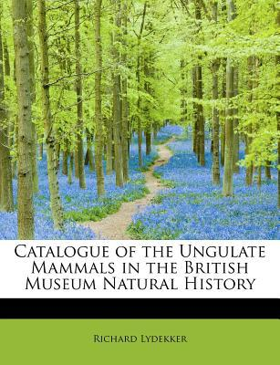 Catalogue of the Ung...