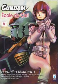 Gundam école du ciel
