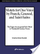 Motets for one voice