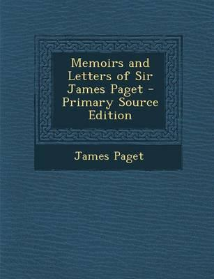 Memoirs and Letters ...