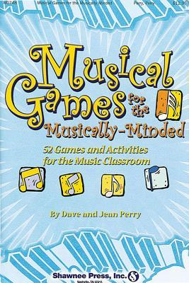 Musical Games for the Musically-Minded